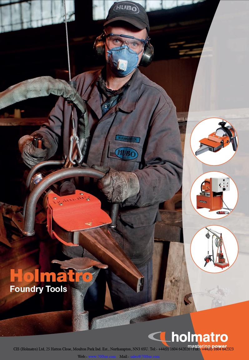 CIS Holmatro Foundry Wedges 2016